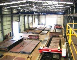 profiling machinery sydney