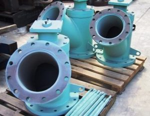 steel pipe valves